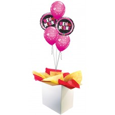 Hen Night Party Balloon Bouquet