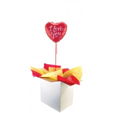 "I Love You 18"" Foil Balloon"