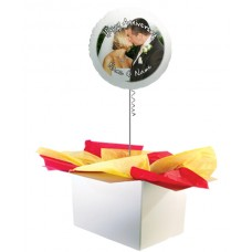 Photo Balloon In A Box